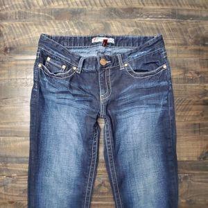 BKE Star Flare Jeans | 30 LONG!